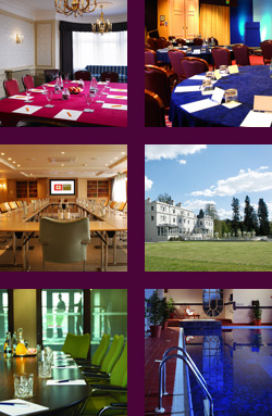 Find the perfect large conferences hotels & venues with English Country Hotels