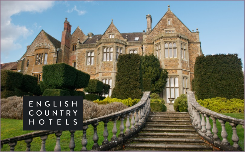 english hotels: